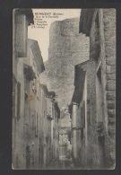 DF / 26 DRÔME / RÉMUZAT / RUE DE LA PATOUILLE / RUINES DE LA CHAPELLE DES TEMPLIERS / CIRCULÉE EN 1906 - Autres Communes