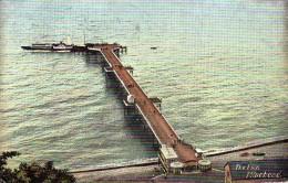 Postcard - Minehead Pier, Somerset. A - Minehead