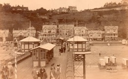 Postcard - Shanklin Pier, Isle Of Wight. F - Other