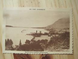 Le Lac D´Annecy - Menthon Saint Bernard - Otros Municipios