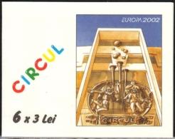 Moldawien MiNr. MH 5 ** Europa: Zirkus - Moldawien (Moldau)