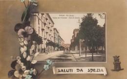 LA SPEZIA 1911 - SALUTI DA...  - SX175 - La Spezia