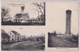 UNGERSHEIM - Mine De Potasse - Mairie - Château D'eau - Otros Municipios