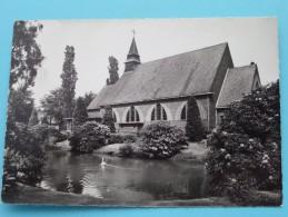 """Kerk """" MARIA KONINGIN VAN ALLE HEILIGEN """" Koningshof / Anno 19?? ( Zie/voir Foto Voor Details ) ! - Schoten"""