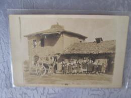 BULGARIE OU ROUMANIE . CARTE PHOTO - Bulgarie