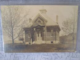 SHEDD FREE LIBRARY WASHINGTON . CARTE PHOTO - Etats-Unis