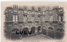 DEPT 31 : Précurseur : Toulouse Interieur De La Maison De Pierre - Toulouse