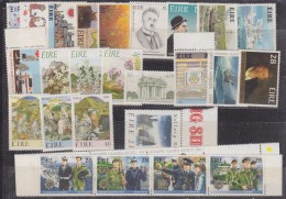 Ireland 1988 (without Europa Stamps) See Scan ** Mnh (30332) - Irlanda