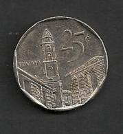 CUBA 25c 2001 - Cuba