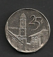 CUBA 25c 2003 - Cuba
