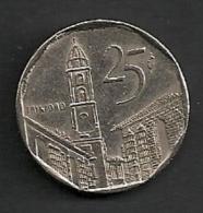CUBA 25c 2000 - Cuba