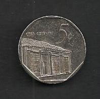 CUBA 5c 1999 - Cuba