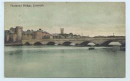 Limerick - Thomond Bridge - Limerick