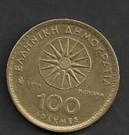 GREECE Griekenland Grece Hellas 100 Drachme 1994 - Grèce