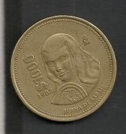 MEXICO $1000 Pesos 1988 - Mexique