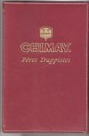 Brasserie De Chimay Pères Trappistes-Bière-Bier-Beer- Carnet Pour Tarif-Menu-Trappiste-dim. 26x17cm-très Bon état (scan) - Autres Collections