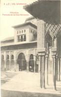 Espagne - Granada - Alhambra - Fachada Das Dos Hermanas - C. Y A. Nº 958 - Circulée - 1079 - Granada