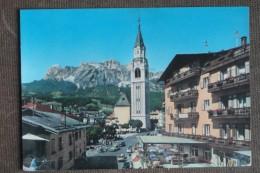 CORTINA -1960-    ANIMATA  AUTO EPOCA --   -  BELLA - Italia