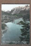 PIEVE DI CADORE -LAGO -1956   -  BELLA - Italia
