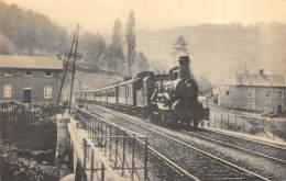 Chemins De Fer De L'Etat Belge - Le Rapide Ostende-Bâle - Trains