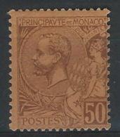 EE-/-144-.  N° 18,  *   , Cote 9.00 € ,  TB,  Liquidation - Monaco