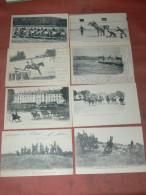 SAUMUR 1900  LOT 8 CPA N°  56  A  86  / ECUYER / CARROUSEL / EQUITATION / EDIT FR.VOELCKER A SAUMUR - Saumur