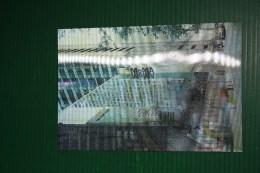 CARTOLINA DOPPIA VISTA CON INCLINAZIONE FOTO   - MOMA NEW YORK - 2005 - Cartoline Stereoscopiche