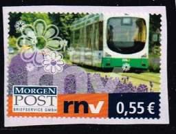 MorgenPOST, Rnv Regionalbahn O Auf Papier - [7] République Fédérale