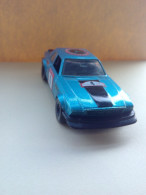 MERDECES-BENZ 450 SLC 1:40 3/82 LIMITED EDITION MADE IN ITALY ORIGINAL BLUE RARE LOW PRICE EVER DIECAST METAL - Polistil