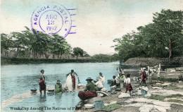 PANAMA(TYPE) LAVEUSE - Panama