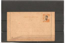 CARTE LETTRE   ENTIER POSTAUX  N° 16 ** Catalogue A.C.E.P. - Storia Postale