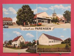 Carte Très Peu Courante - Allemagne - Parensen - 1981 - Scans Recto-verso - Nörten-Hardenberg