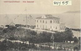 Toscana-livorno-castiglioncello Veduta Villa Demontel Primi 900 - Italia