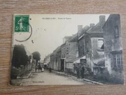 Villiers Le SEC - Route De Bayeux RARE - B21 - Unclassified