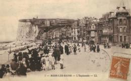 MERS LES BAINS.L'esplanade - Mers Les Bains
