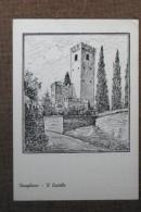 CONEGLIANO - IL CASTELLO -1956-  -PRIMO MORETTI -  BELLA - Italia