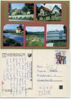 Czechoslovakia (Slovakia) - Chtelnica - Used 1989 - Nice Stamp - Slovaquie