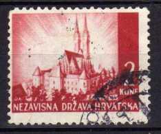Kroatien (NDH) 1941 Mi 52, Gestempelt [120616XVI] - Croatia