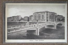 VERONA -PONTE GARIBALDI - 1947--   FP   BELLISSIMA  ANNULLI  PARTICOLARI *VEDI DESCRIZIONE - Italia