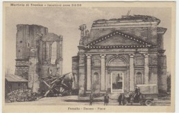 A 81 - FOSSALTA DI PIAVE - IL DUOMO - Venezia
