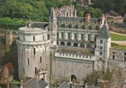 France Ambois Cahteau La Facade Des Minimes Le Balcon Des Conjures - Amboise
