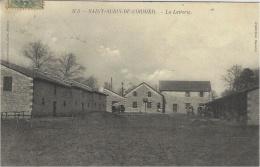 SAINT-AUBIN-du-CORMIER (35) - La Laiterie - Collection Havard - Ed. Bahon-Rault, Rennes - Francia