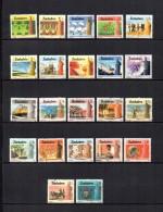 Zimbabwe    1985  .-  Y&T  Nº    83/104 - Zimbabwe (1980-...)