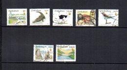 Zimbabwe    2000  .-  Y&T  Nº    422 - 424 - 429 - 431/434 - Zimbabwe (1980-...)