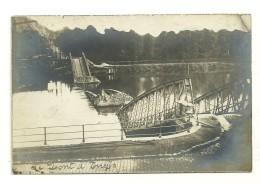 Le Pont D'Engis - Guerra 1914-18