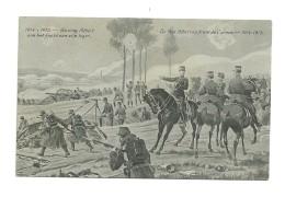 Guerre 14-18 : Le Roi Albert Au Front De L'armée - Guerra 1914-18