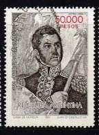 Argentinien 1982, Michel# 1571 O     General San Martín - Argentinien