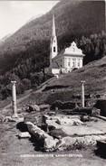 Ausgrabungsstätte Lavant * Ost-Tirol * Gelaufen 1972 - Österreich