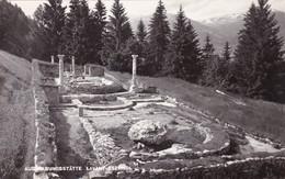 Ausgrabungsstätte Lavant * Ost-Tirol * Mit Stempel AGUNTUM IN NORICUM - Österreich