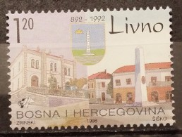 Bosnia And Hercegovina, HP Mostar, 1998, Mi: 44 (MNH) - Bosnia Erzegovina